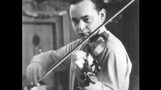 Michael Rabin Unissued Radio Broadcast - Saint Saens Violin Concerto 3