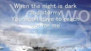 hanson - i will come to you lyrics