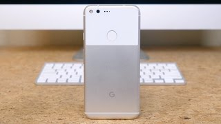 Best Smartphones of 2016: Google Pixel XL