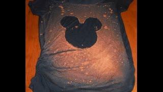 MWM E8 DIY Disney Shirts