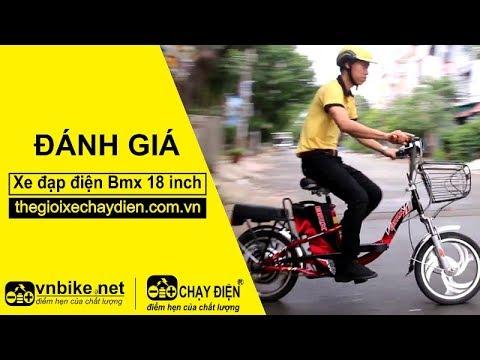 Đánh giá xe đạp điện Bmx 18 inch