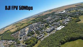 DJI FPV DVR 50Mbps Sample - Mid Day (Watch in 4K)