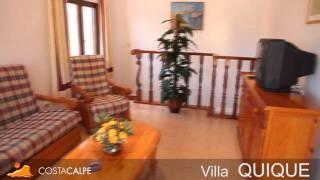 Video del alojamiento Villa Quique