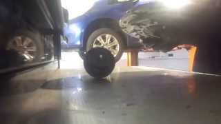 preview picture of video 'New Vauxhall Zafira Clutch Kit Installation - Hamilton Motor Car Mechanics'