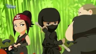 Mini Ninjas Trailer самые лучшие видео