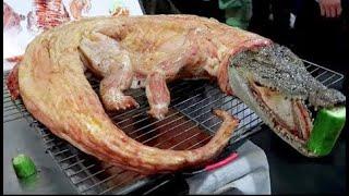 देखिए क्या क्या खा जातें है ये चीन वाले China secrets FOOD manufacturing
