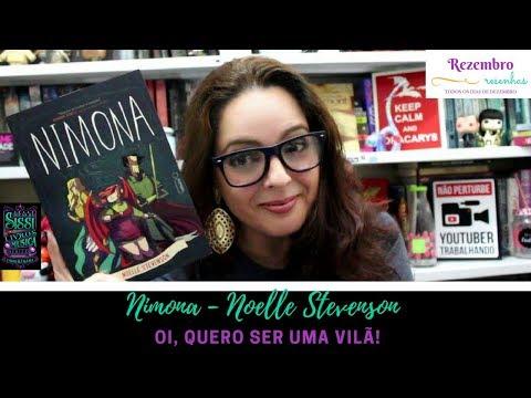 Rezembro #08 - Nimona - Editora Intrínseca    Dicas da Sissi
