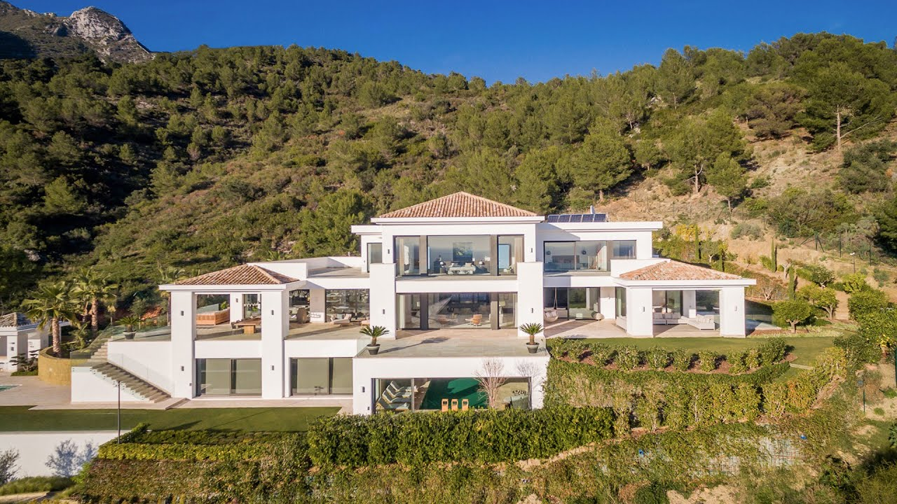 Truly Outstanding Modern Mansion, Cascada de Camojan, Marbella Golden Mile