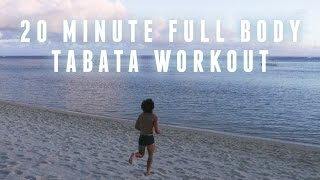 20 Minute Full Body Tabata- Style HIIT Workout | The Body Coach by The Body Coach TV