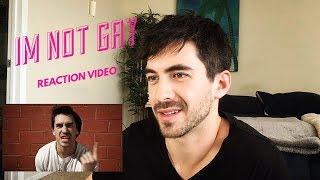 J Pee I'm Not Gay - REACTION VIDEO