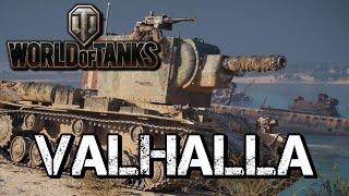 World of Tanks - Valhalla!