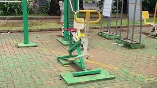 Taman Kota Waduk Pluit Dapat Dijadikan Tempat Berolahraga