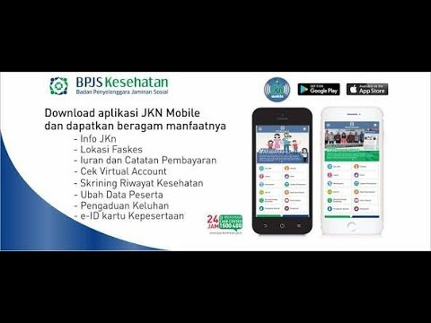 Cara Ubah Faskes 1 BPJS Lewat Android