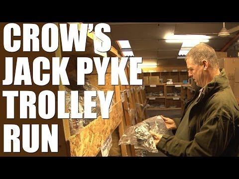 Crow raids Jack Pyke's warehouse