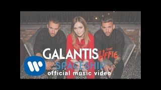 Spaceship - Galantis feat. Uffie (Video)