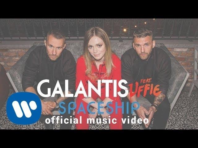 Spaceship (Feat Uffie) - GALANTIS