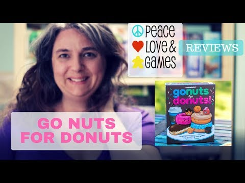 A Short & Sweet Review of Go Nuts for Donuts