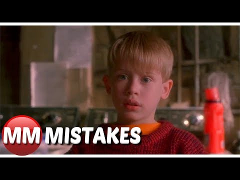 Home Alone (1990) Movie Mistakes | Home Alone Cast