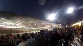 Lucas Oil PRO 4 Truck Race August 22 2014 Final Wild West Motorsports Park