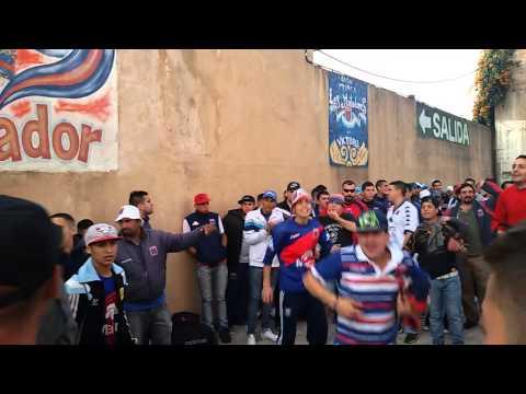 """Tigre vs Quilmes (3.Ago.2015) 113 años"" Barra: La Barra Del Matador • Club: Tigre"