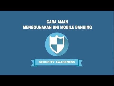Security Awareness Cara Aman Menggunakan BNI Mobile Banking