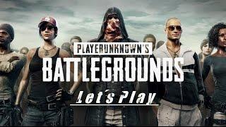 Playerunknown´s Battlegrounds #001 Solo im Ranking ~ German Gameplay Deutsch