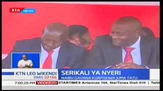 Naibu gavana wa Nyeri Mutahi Kahiga kuapishwa Jumatatu