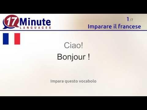 Imparare il francese (videocorsi di lingua gratuiti)