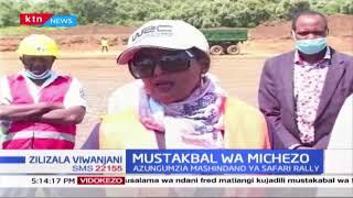 Waziri Amina Mohamed ajadili kuendelea kwa michezo huku mikakati ya kurejea kwa michezo ikipangwa