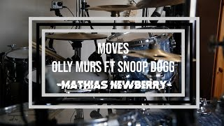 Moves   Olly Murs   Drum Cover