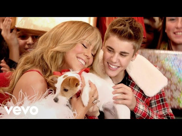 Justin Bieber Feat Mariah Carey Cover Of Mariah Carey S All I Want For Christmas Is You Whosampled