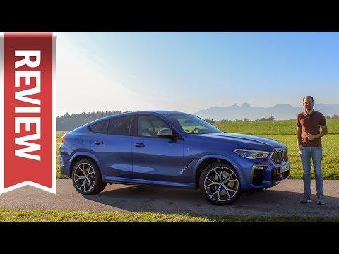 BMW X6 M50i im Fahrbericht: 530 PS V8 und adaptives M Fahrwerk Professional im Test
