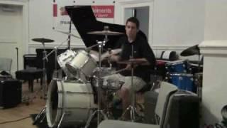 Music Elements Recital - Darkness Surrounding - Drums