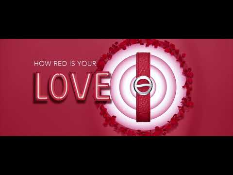 How red is your love