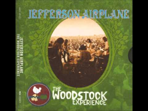 Jefferson Airplane - Plastic fantastic lover (live at Woodstock)