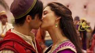 Aladdin & Jasmine · A Whole New World.