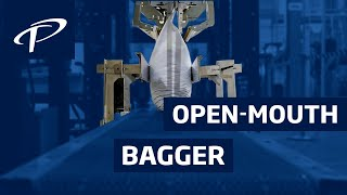 Open-mouth bagging machine - PTA Series