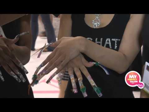 LeChat Nails Las Vegas Nail Show 2009