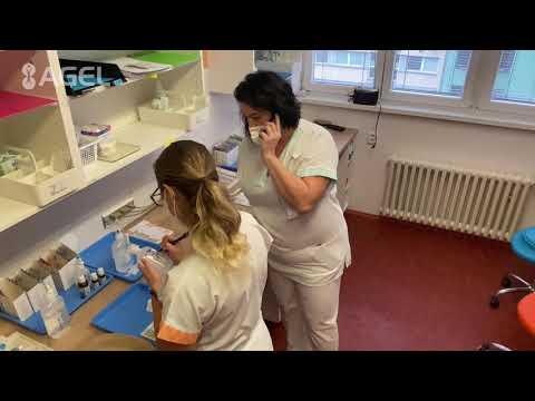 Video: Studenti AGELu chtějí pomáhat