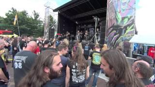 Sinister @ Stonehenge Festival