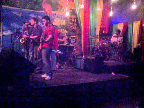 Axis Unity playing Live Rastafari @ Flamingo Cantina 2/24/2011