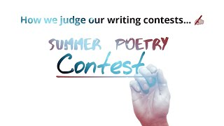 How we judge Poetry Contests ✍ | Root and Grind 08