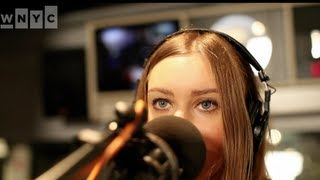 """Video thumbnail of """"First Aid Kit """"The Lion's Roar"""" Live on Soundcheck"""""""