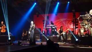 """Tarja Turunen - """"Never Enough"""" @ """"Metal Female Voices Fest"""""""