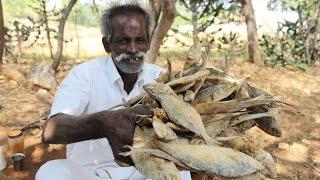 DRY FISH GRAVY / Karuvattu Kulambu prepared by my daddy