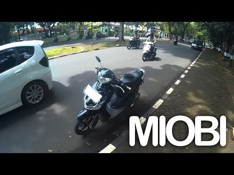 #24 - Nostalgia With Miobi | Yamaha Mio Sporty 2010 Indonesia Motovlog