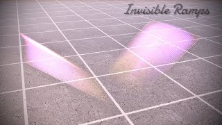 How To Make Invisible 1v1 Ramps/visualizer Ramps Fortnite Creative #Epicpartner
