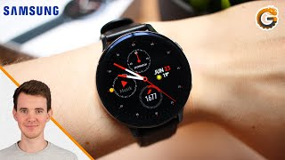 Samsung Galaxy Watch Active 2: Die beste Smartwatch für Android - Test