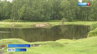 Вести Хабаровск - Гибель детей на воде 23.07.2020