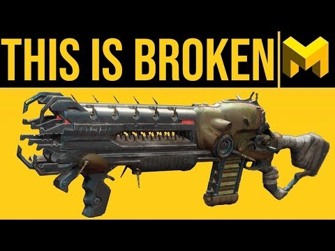 Destiny 2 Lord of Wolves is Broken: